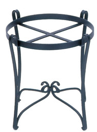 Achla 8x16 Wrought Iron Helix Flowerpot Base