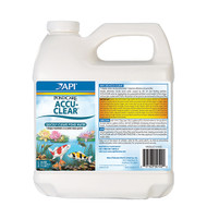API Pond Care AccuClear 64 oz. Pond Water Clarifier 142 D