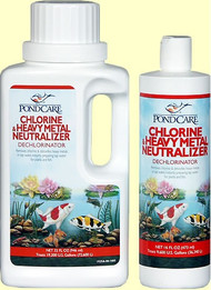Chlorine & Heavy Metal Neutralizer 16oz.