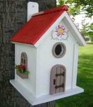 Home Bazaar Casita Bird House