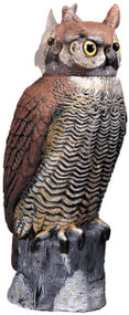 Dalen Rotating Head Owl Decoy