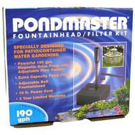 Pondmaster Promo Pump and Fountain Kit 190 Gal.
