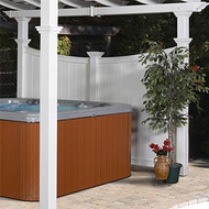 Eden Pergola Privacy Panel