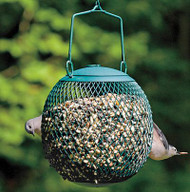 No No Seed Ball Sunflower Bird Feeder