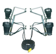 Scott Aerator 4 Light Kit