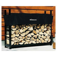 "Woodhaven Log, Firewood Rack & Cover 5""x4""x14"""