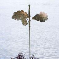 Ancient Graffiti Kinetic Spinner Oak Leaves Straight