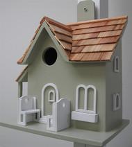 Home Bazaar Little Retreat Bird House