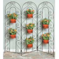Deer Park Ironworks 7 Pot Screen Planter