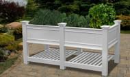 Eden Cambridge Raised Planter Box 3ft. Extension