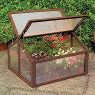 Gardman Cold Frame Wooden Greenhouse 673043