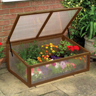 Gardman Cold Frame Wooden Greenhouse 673042