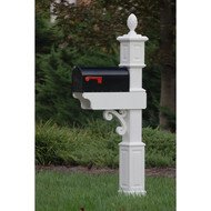 Fancy Home Products Mailbox Post MBP-5-03-A