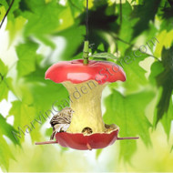 Heritage Farms Apple Bird Feeder