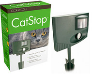Contech Catstop Automatic Outdoor Cat Deterrent
