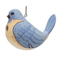 Bobbo Fat Bluebird Birdhouse BOBBO3880303
