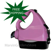 Water Walker Retractable Leash Pink/Black