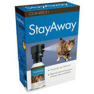 Contech StayAway Automatic Motion Activated Pet Deterrent Mini Scarecrow