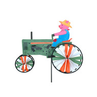Premier WindGarden 22 inch Pig Tractor Spinner