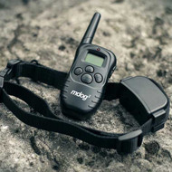 mdog2 Petrainer 300 Yard Rechargeable and Waterproof Remote Training Collar - MK998DR-1D