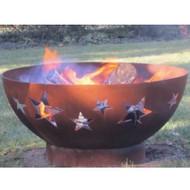 """Fancy Fire Pit Stella 20""""x37"""""""