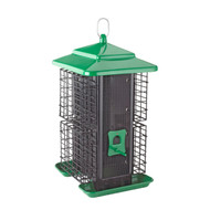 Hiatt Manufacturing Suet Seed Combo Bird Feeder
