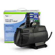 AQUASCAPE ULTRA PUMP 2000 GPH 91010 POND WATER GARDEN WATERFALL PUMP