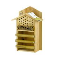 PineBush Insect Habitat Tower