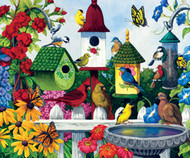 SunsOut Puzzle Birdhouse Heaven 1000 pcs