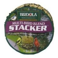Birdola Products Multi-Bird Blend Stacker Cake