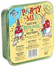 C&S Products 11 oz. Party Mix Suet