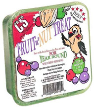 C&S Products 11.75oz. Fruit nNut Treat