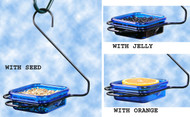 Hiatt Manufacturing Hanging Jelly & Mealworm Feeder