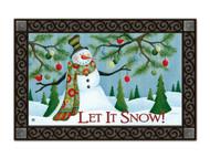 Magnet Works Let It Snow MatMate