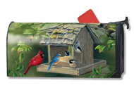 Magnet Works Backyard Feeder MailWrap