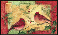 Magnet Works Crimson Cardinals MatMate