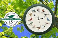 "Original Singing Bird Clock 13 ""Anniversary Edition (MFDLB023GR)"
