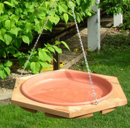 Songbird Essentials Classic 17 Hanging Bird Bath