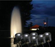 Kasco Fountain LED 6 Light Fixtures Model LED-6125
