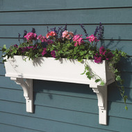 "Lazy Hill Farm Designs Sunrise Window Box - 48"" (2 Brackets) 999024"