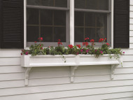 "Lazy Hill Farm Designs Federal Window Box - 60"" (3 Brackets) 999034"