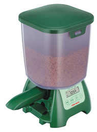 FISH MATE AUTOMATIC POND FISH FEEDER P7000