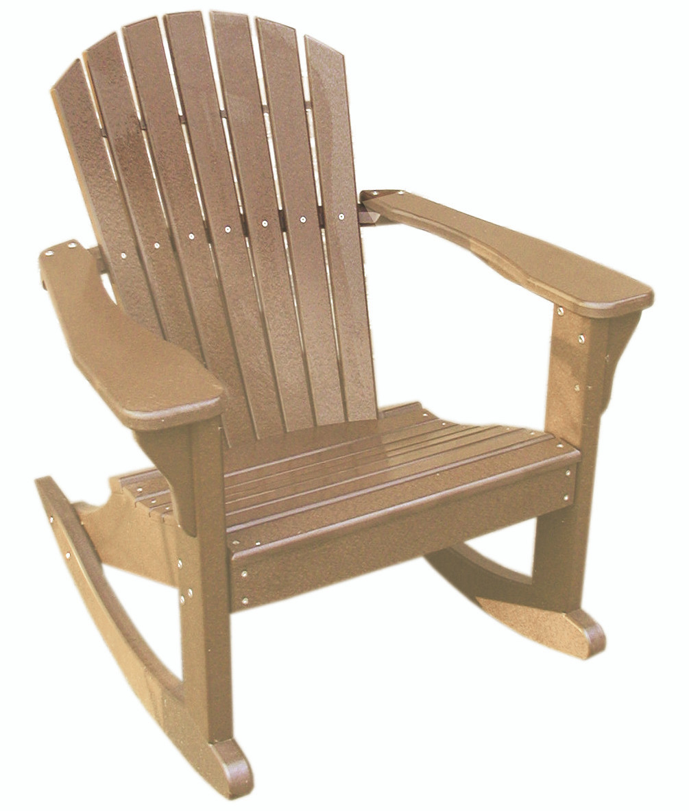 Perfect Choice Furniture Rocking Chair Camel Ofcr C