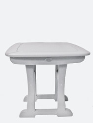 Perfect Choice Furniture Bistro Dining Table White OFTBD-WH