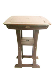 Perfect Choice Furniture Bistro Table Bar Height Camel OFTBBH-C