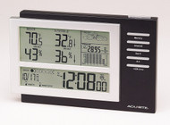 Accurite Deluxe Weather Station with Atomic Clock