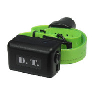 DT Systems H2O 1850 ADD-ON or Replacement Collar - Green 1850ADD-G