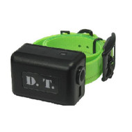 DT Systems H2O ADD-ON or Replacement Collar - Green H2OADD-G