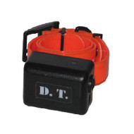 DT Systems H2O ADD-ON or Replacement Collar - Orange H2OADD-O