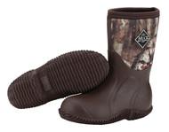 Muck Boot Kids Arctic Sport II Camo Winter Snow Boots ASI-INFT